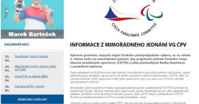 Stanovisko ČSTPS k informacím z mimořádného jednání VG ČPV
