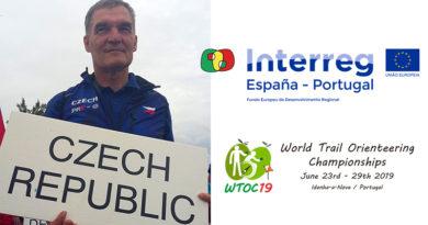 Zprávy WTOC Portugalsko | Mužem dnešního dne je Pavel Dudík …