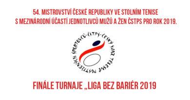 54. Mistrovství České republiky ve stolním tenise s mezinárodní účastí