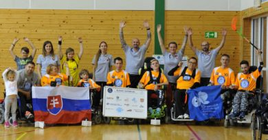Powerchair Hockey liga 2019/2020 odstartovala!