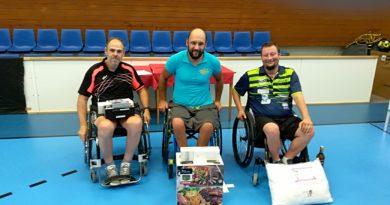 Český pohár ve stolním tenise vozíčkářů v Plzni | 24. 8. 2019 | 7. ročník