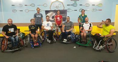 Konec srpna ve znamení para-badmintonu!