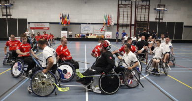 Paraflorbalová reprezentace míří na turnaj do Francie