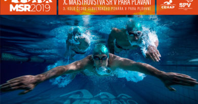 III. kolo Česko-slovesnkého poháru v para plavání