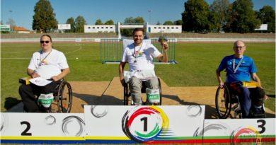 Atletický mítink PARDUBICE BEZ BARIÉR OPEN přinesl medaile i rekordy!