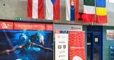 V Bratislavě zářili cizinci