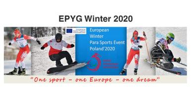 European Winter Para Sports Event