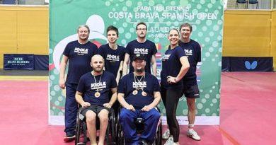 Costa Brava Para Open 2020